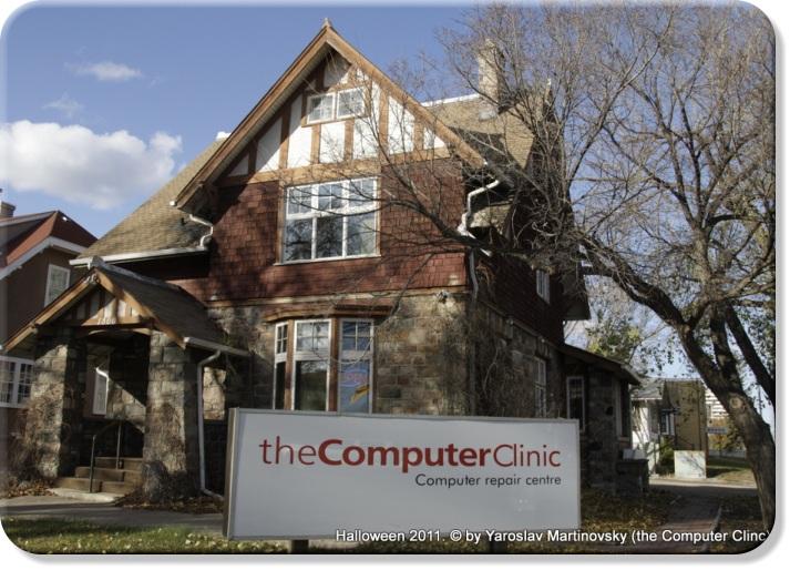 Computer Clinic company